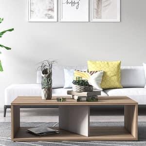 Masuta cafea Cury, stejar, 100 x 55 x 32 cm