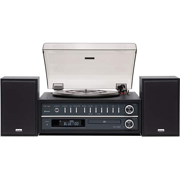 Pick-up cu CD TEAC MC-D800-B, Bluetooth, USB, negru