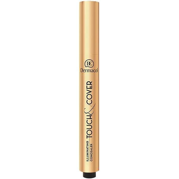 Corector DERMACOL Touch & Cover, 01 Beige, 2ml