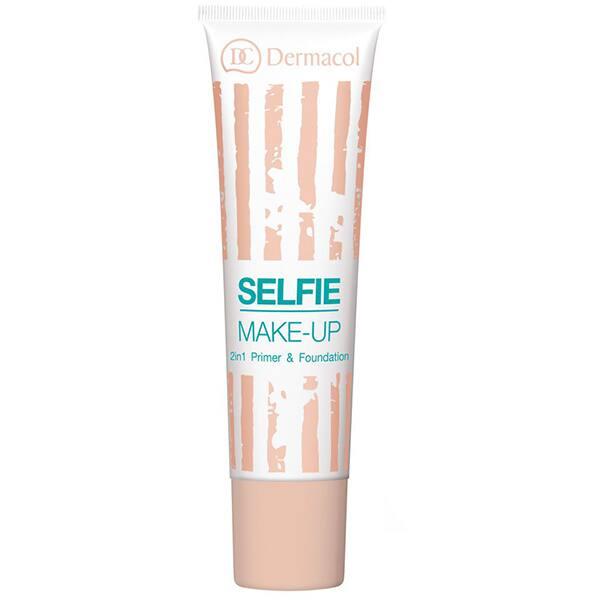 Fond de ten DERMACOL Selfie Make-Up, 03 Beige, 25ml