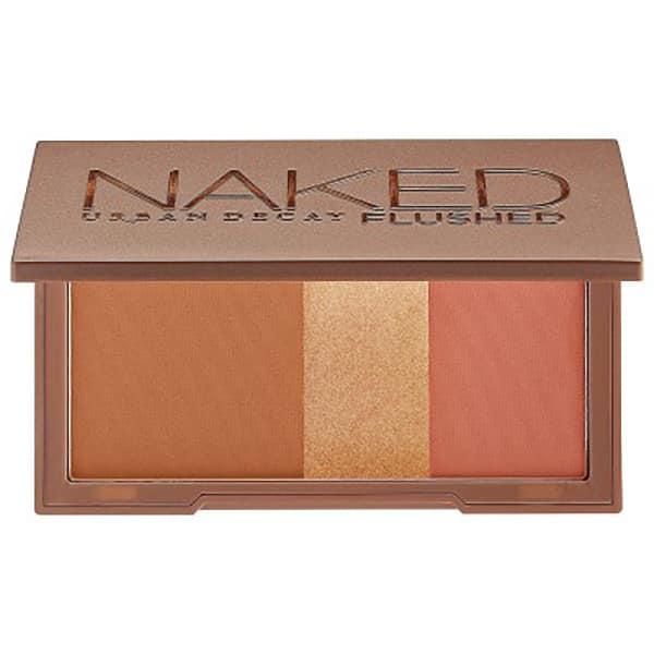 Paleta de conturare URBAN DECAY Naked Flushed, Strip, 14ml