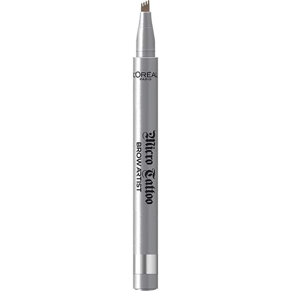 Creion pentru sprancene L'OREAL PARIS Brow Artist Micro Tattoo, 105 Brunette, 5g