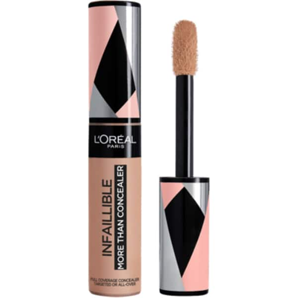 Corector L'OREAL PARIS Infaillible More Than Concealer, 328 Biscuit, 10ml