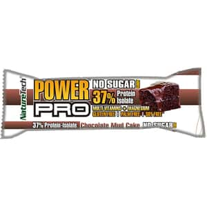Baton energinzat NATURE TECH Power Pro Mud Cake, 50g, 6 bucati