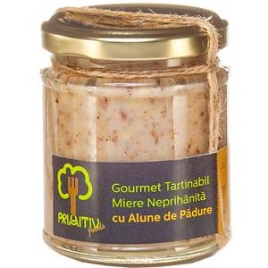 Gourmet tartinabil cu alune de padure PRIMITIV FOODS, 245g