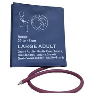 Manseta reutilizabila NIBP COMEN Adult U1869S, 33-47cm