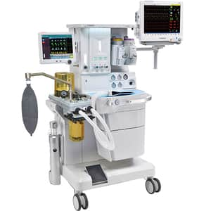 "Dispozitiv anestezie COMEN AX 700, 12.1"", Touch screen, alb"