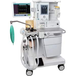 Dispozitiv anestezie COMEN AX900, Acumulator Li-Ion, alb