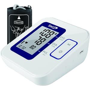 Tensiometru digital SIMBIO B07, 120 memorii, alb