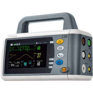 "Monitor functii vitale COMEN C30, 4.3"", Touch screen, Acumulator Li-Ion, gri"
