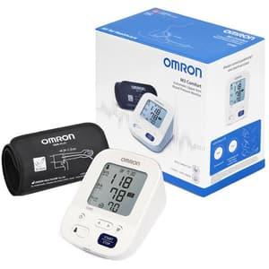 Tensiometru digital de brat OMRON M3 CONFORT, 60 memorii, alb