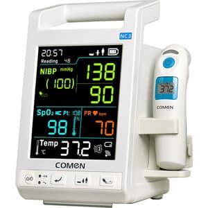 "Monitor functii vitale COMEN NC3, 3, 6"", Touch screen, Acumulator Li-Ion, crem"