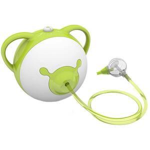 Aspirator nazal electric NOSIBOO Pro N-NO-01-03, alb-verde deschis