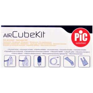 Kit nebulizatoare PIC Air Cube PIC020049900, alb-albastru