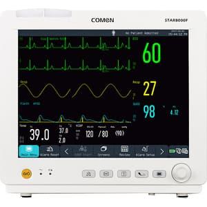 "Monitor functii vitale COMEN STAR8000F, IBP, ETCO2, 12.1"", Touch screen, Acumulator Li-Ion, crem"