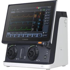 Ventilator configuratie standard COMEN V3, alb