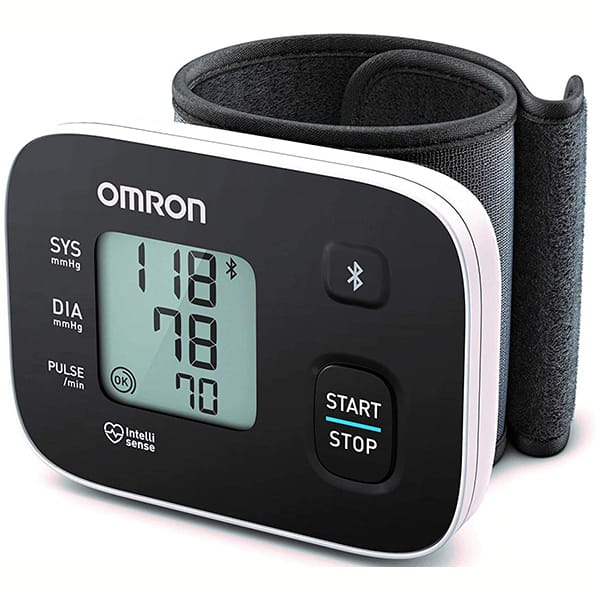 Tensiometru digital de incheietura OMRON RS3, negru