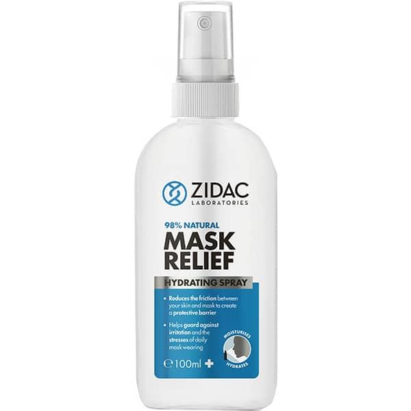 Spray hidratant pentru fata ZIDAC Mask Relief, 100ml