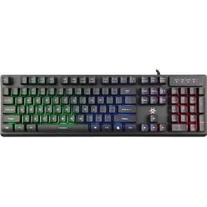 Tastatura Gaming MYRIA MG7523, USB, Layout US, negru