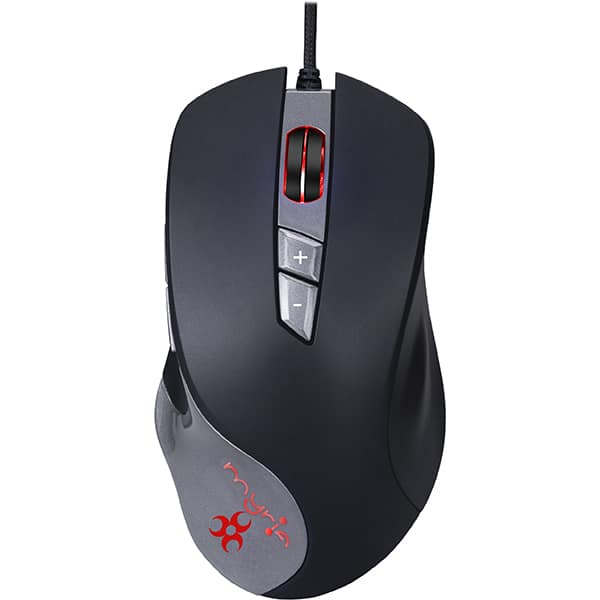 Mouse Gaming MYRIA MG7516, 4800 dpi, negru-gri