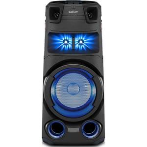 Sistem audio SONY V73, Bluetooth, Jet bass booster, FM, negru