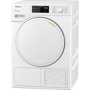 Uscator de rufe MIELE TWD 440 WP, Pompa de caldura, 8 kg, 12 programe, Clasa A+++, alb