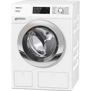 Masina de spalat rufe frontala MIELE WEI 875 WPS, Wi-Fi, 9 kg, 1600rpm, Clasa A, alb