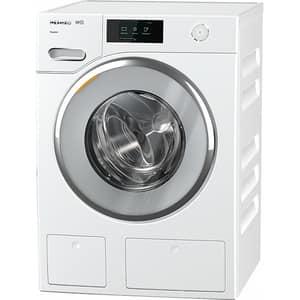 Masina de spalat rufe frontala MIELE WWV 980 WPS, Wi-Fi, 9 kg, 1600rpm, Clasa A, alb