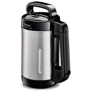 Blender cu functii de gatire TEFAL My Daily Soup  BL542831, 1.2l, 1000W, negru-argintiu