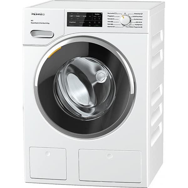 Masina de spalat rufe frontala MIELE WWI 860 WPS, PowerWash, 9 kg, 1600rpm, Clasa A, alb