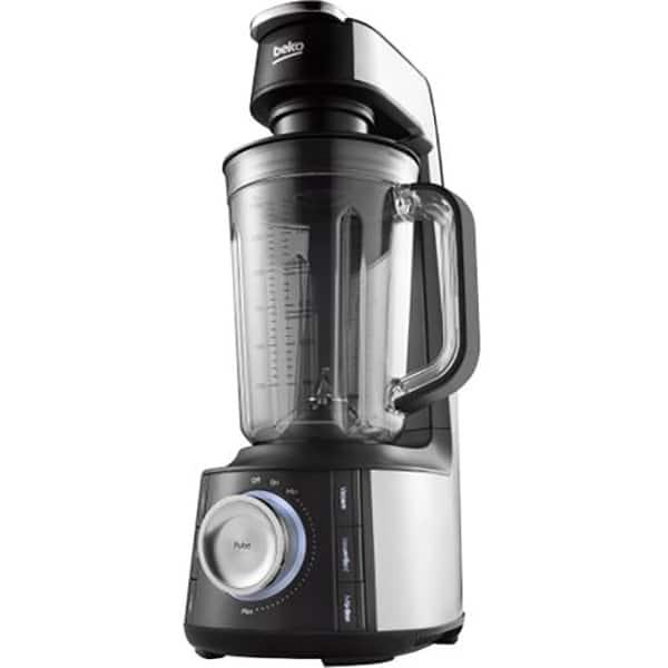 Blender BEKO ProWellness TBV8104BX, 1.5l, 1000W, viteza variabila, argintiu-negru