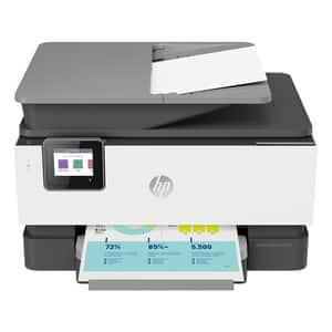 Multifunctional inkjet color HP OfficeJet Pro 9013, A4, USB, Retea, Wi-Fi, Fax