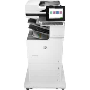Multifunctional laser color HP LaserJet Enterprise Flow MFP M681z, A4, USB, Retea