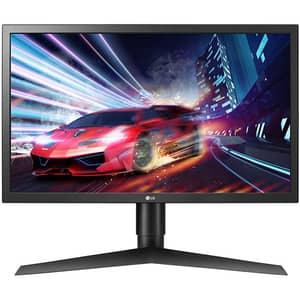 """Monitor Gaming LED TN LG 24GL650-B, 23.6"""" Full HD, Radeon FreeSync, 144Hz, negru"""