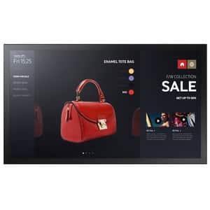 "Display profesional SAMSUNG LH32PMFXTBC, 32"", Full HD, 60 Hz, negru"