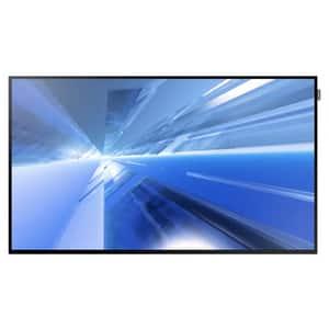 "Display profesional SAMSUNG LH55DMEPLGC, 55"", Full HD, 60 Hz, Wi-Fi, negru"