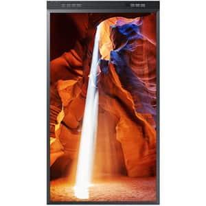 "Display profesional SAMSUNG LH55OMNDPGB, 55"", Full HD, 60 Hz, negru"