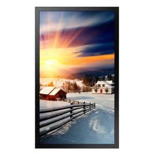"Display profesional SAMSUNG LH85OHFPLBC, 85"", Ultra HD 4K, 60 Hz, negru"