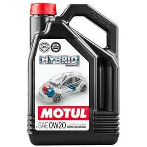 Ulei motor MOTUL MOTHYBRID0W201L, 0W20, 1l