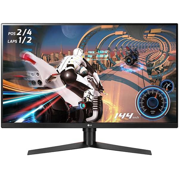 """Monitor Gaming LED VA LG 32GK850F-B, 31.5"""" QHD, HDR 400, Radeon FreeSync, 144Hz, negru"""