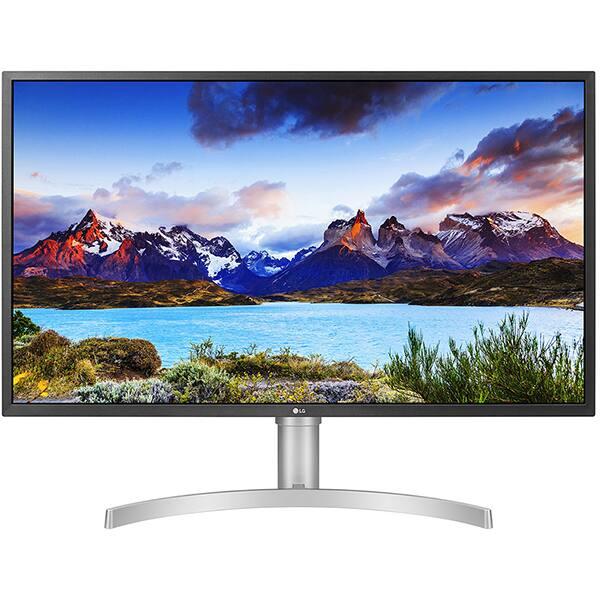 """Monitor LED VA LG 32UL750-W, 31.5"""", 4K UHD, HDR 600, Radeon FreeSync, 60Hz, alb"""