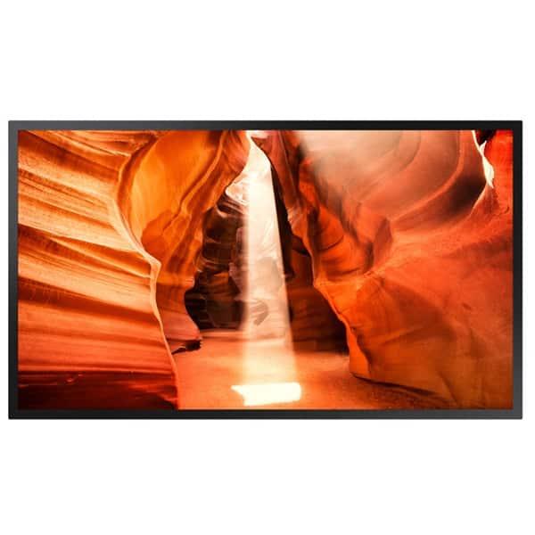 "Display profesional SAMSUNG LH46OMNSLGB, 46"", Full HD, 60 Hz, negru"