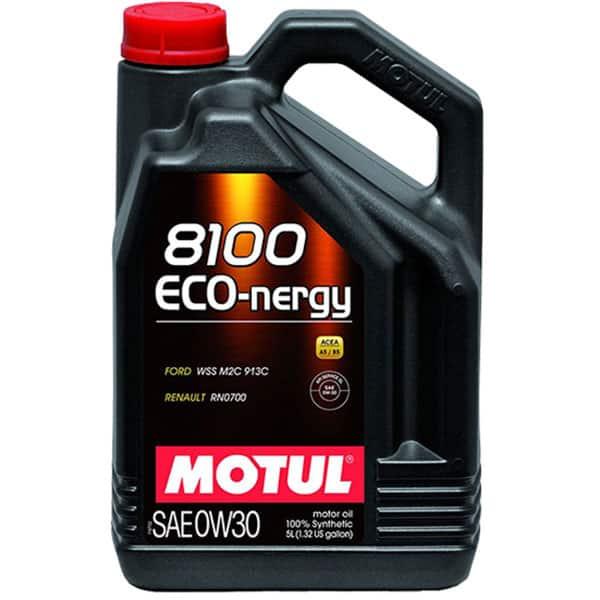 Ulei motor MOTUL ECO-NERGY MOT8100ECO0W305L, 0W30, 5l