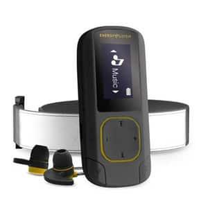 MP3 player ENERGY SISTEM Amber ENS448272, 16GB, FM, Sport Armband, gri