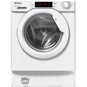 Masina de spalat rufe incorporabila CANDY CBWMS 914TWH-S, Wi-Fi 9kg, 1400rpm, Clasa A+++, alb