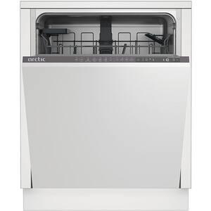 Masina de spalat vase incorporabila ARCTIC DBI64A+, 14 seturi, 5 programe, 60 cm, Clasa A+