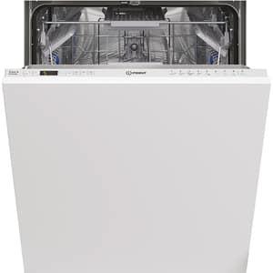 Masina de spalat vase incorporabila INDESIT DIO3C24ACE, Push&Go, 14 seturi, 9 programe, 60 cm, clasa A++, alb