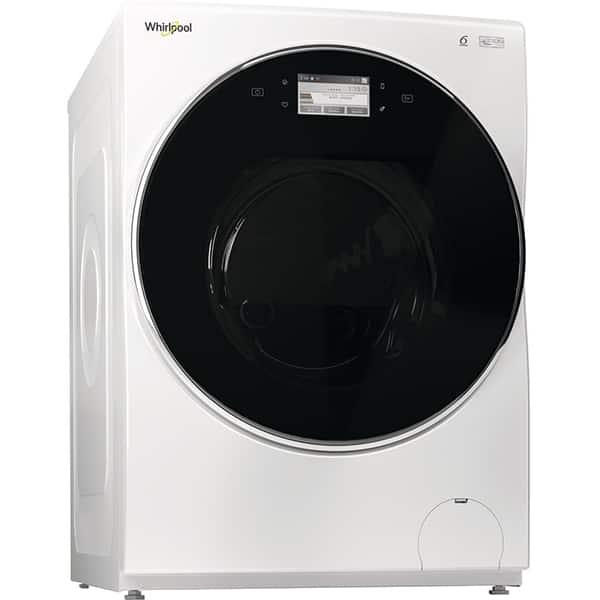Masina de spalat rufe frontala WHIRLPOOL FRR12451, 6th Sense, 12kg, 1400rpm, Clasa A+++, alb