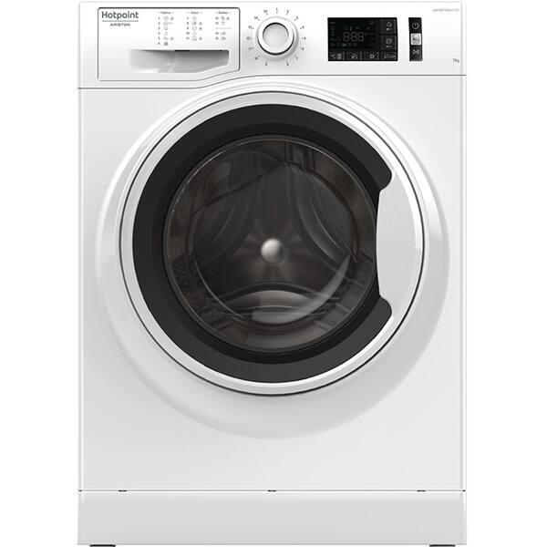 Masina de spalat rufe frontala HOTPOINT NM11 744 WW A EU, ActiveCare, 7kg, 1400rpm, Clasa A+++, alb