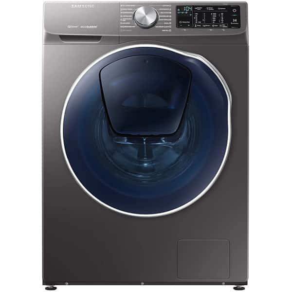 Masina de spalat rufe frontala cu uscator SAMSUNG WD90N642O2X/LE, EcoBubble, 9/5kg, 1400rpm, Clasa A, inox
